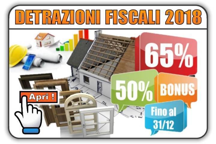 Detrazioni fiscali for Detrazioni fiscali 2018