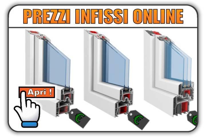 Serramenti torino finestre prezzi infissi in pvc for Infissi prezzi