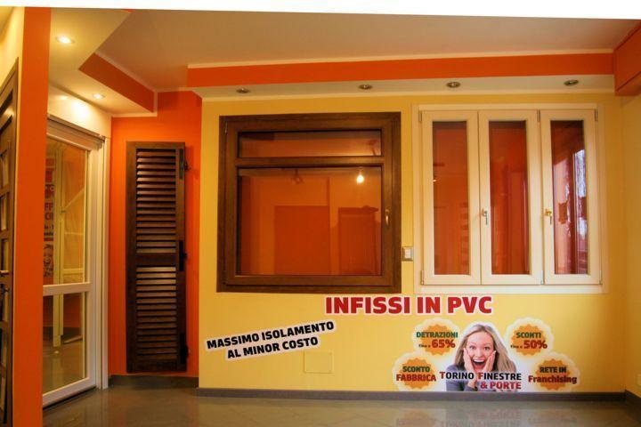 Torino finestre infissi e serramenti in pvc torino prezzi for Serramenti pvc torino prezzi