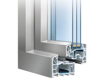Infissi e serramenti in pvc by torino finestre prezzi online for Infissi in alluminio prezzi