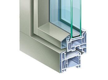 Infissi e serramenti in pvc by torino finestre prezzi online - Finestre in alluminio o pvc differenze ...