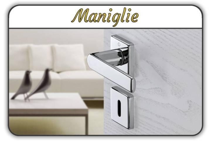 Maniglie di design e tradizionali porte interne torino - Maniglie porte interne ...