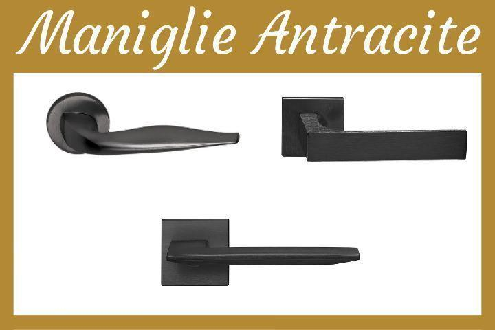 Maniglie di design antracite porte interne torino prezzi e offerte online - Maniglie per porte interne prezzi ...