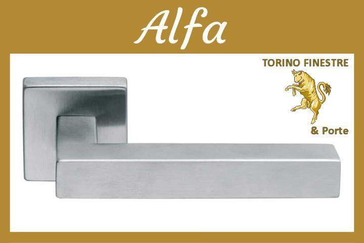 Frascio Alfa Torino, Maniglie Porte Interne, prezzi e offerte online