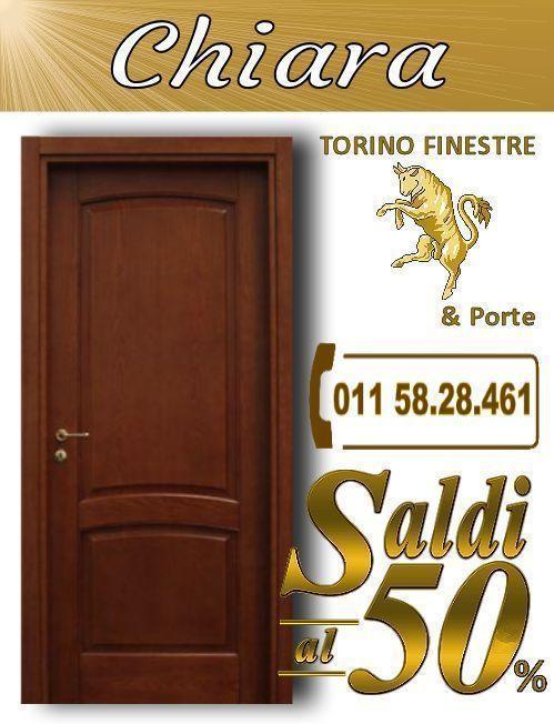 Chiara Offerte Porta Interna in Massello Prezzi Online | Porte ...