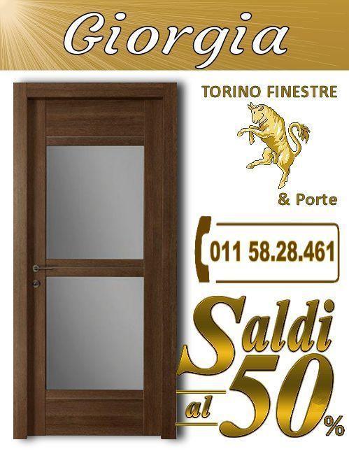 Giorgia Offerte Porta Interna in Massello Prezzi Online   Porte ...