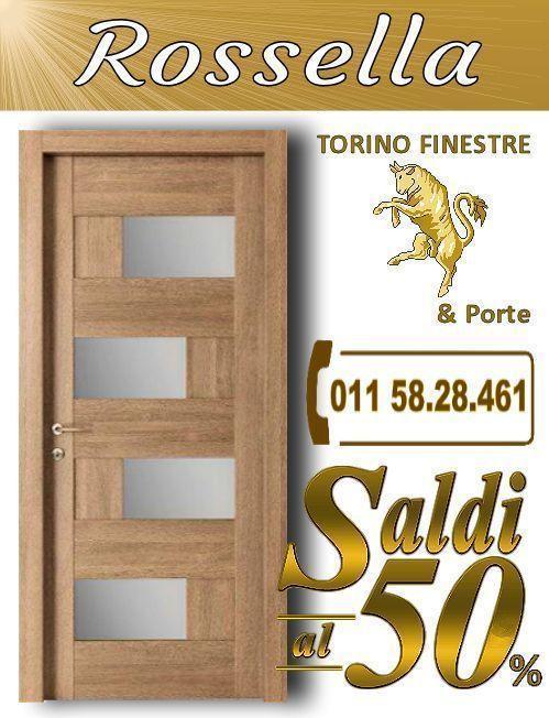 Rossella Offerte Porta Interna in Massello Prezzi Online | Porte ...