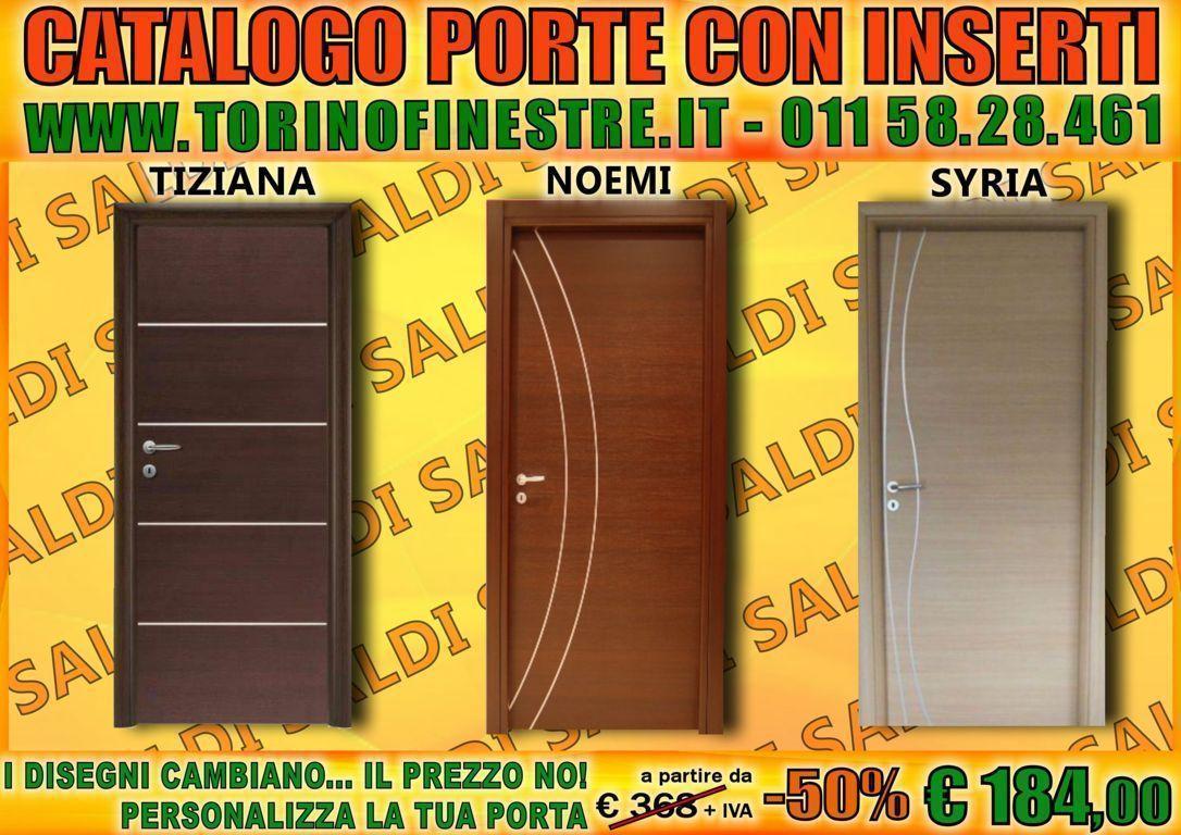 Catalogo porte interne torino pdf con prezzi e offerte for Porte interne trento prezzi