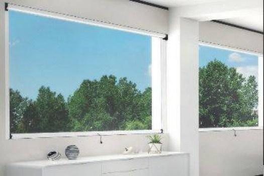 Zanzariere e teli oscuranti per finestre e porte finestre - Zanzariere per porta finestra prezzi ...