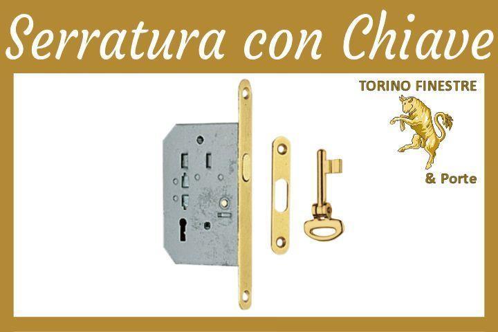 Serratura Frascio con Chiave per Porte Scorrevoli   Store torino ...