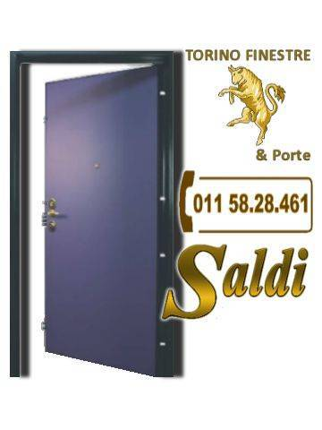 Porta Blindata Classe 3 Tesio LION RC