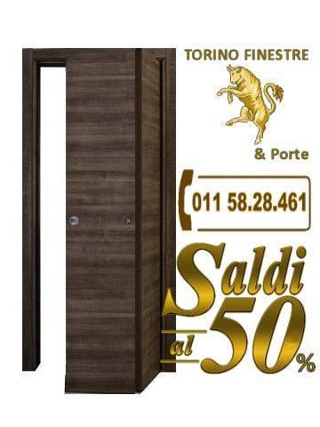 Porta Interna a Libro Ribaltabile | Store Torino Finestre