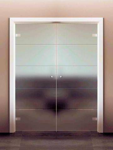 Porte interne in vetro prezzi nice porta in cristallo for Finestre doppio vetro prezzi