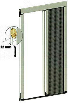Zanzariere plissettate per porte e finestre con offerte e for Porte e finestre prezzi