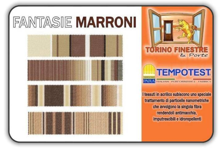tempotest fantasie marroni