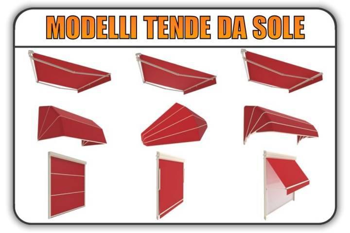 Modelli tende da sole prezzi online per tenda da balconi for Tende da sole elettriche prezzi