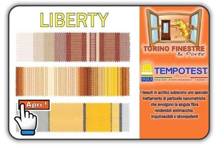 tempotest liberty prezzi