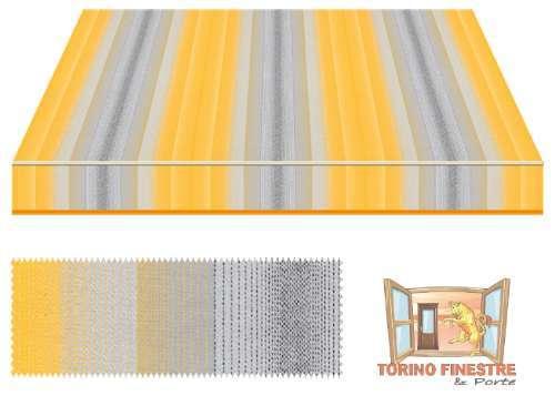 Tempotest gialli 5001 12 in acrilico - Tessuti tende da sole per esterni ...