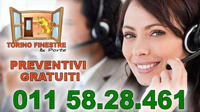 Torino finestre video per sostituire infissi e serramenti for Serramenti pvc torino prezzi